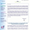Téléchargez notre lettre d'information N°16 : la régulation des systèmes
