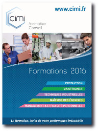 Catalogue CIMI 2016