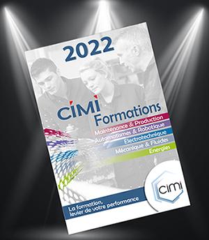 Nouveau catalogue de formations 2022
