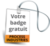 Badge gratuit