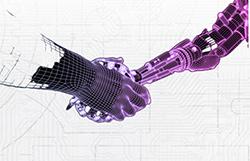 Notre lettre N° 31 : La cobotique - la coopération entre l'homme et le robot