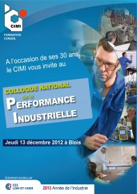 Colloque national de la Performance Industrielle
